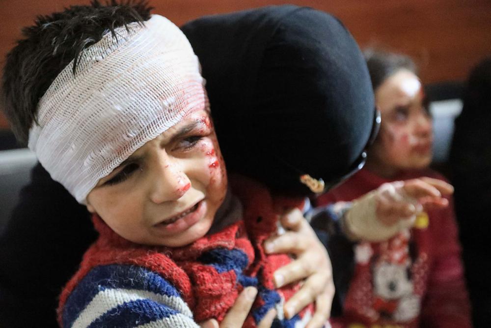 7'inci yılını bitiren Suriye iç savaşı 10