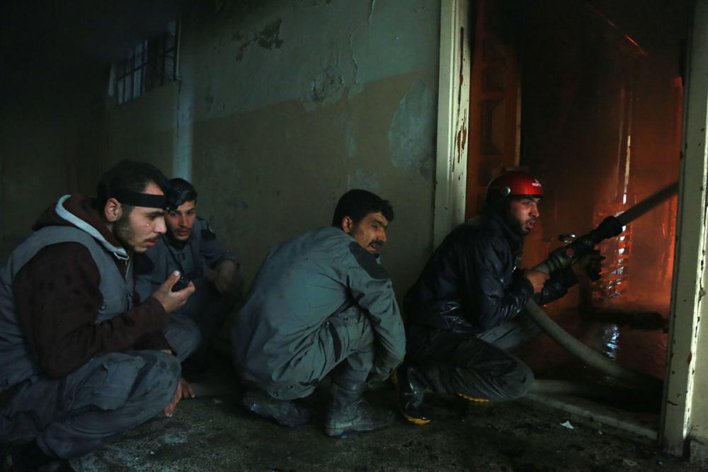 7'inci yılını bitiren Suriye iç savaşı 13