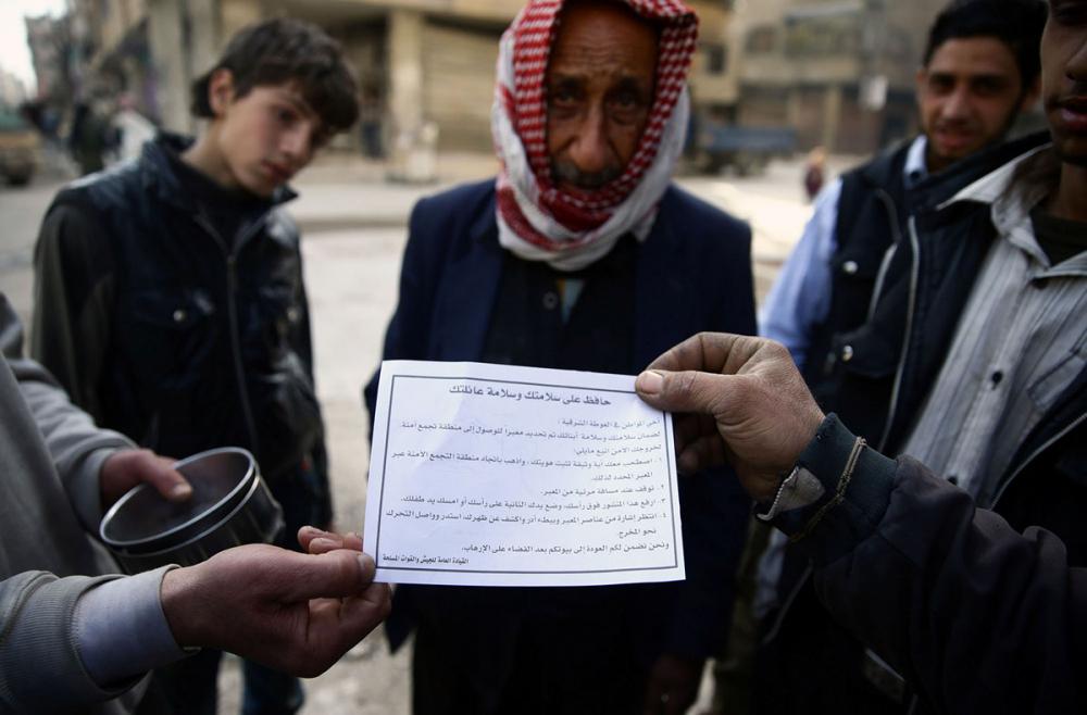 7'inci yılını bitiren Suriye iç savaşı 14