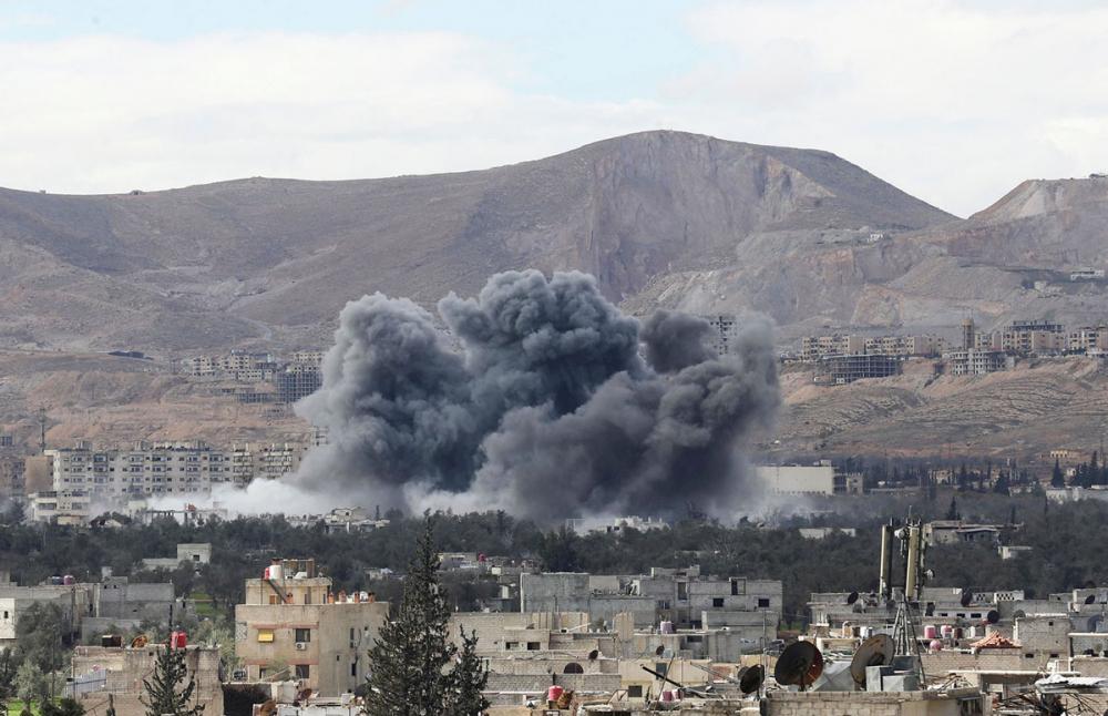 7'inci yılını bitiren Suriye iç savaşı 3