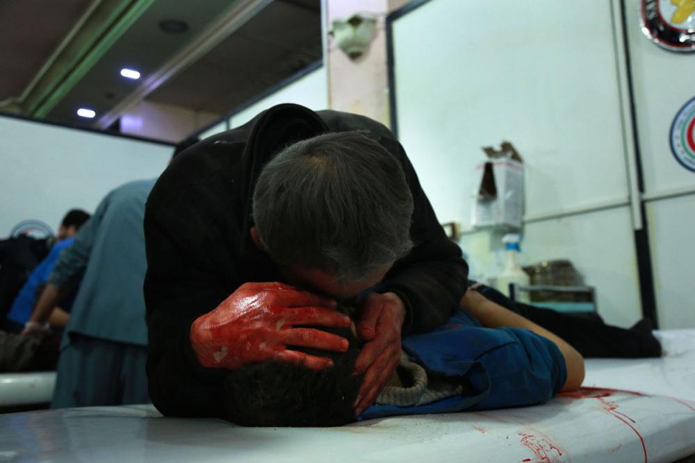 7'inci yılını bitiren Suriye iç savaşı 5