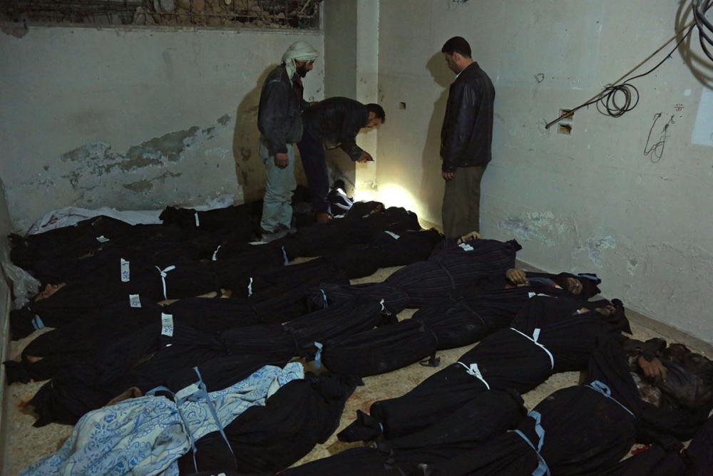 7'inci yılını bitiren Suriye iç savaşı 6
