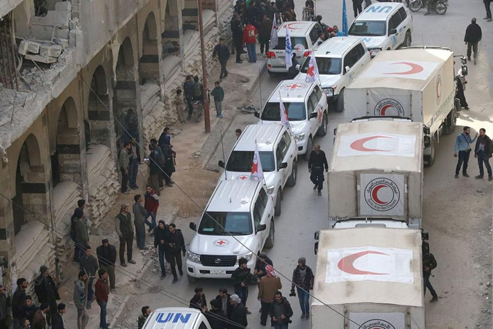 7'inci yılını bitiren Suriye iç savaşı 7