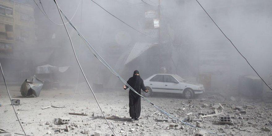 7'inci yılını bitiren Suriye iç savaşı