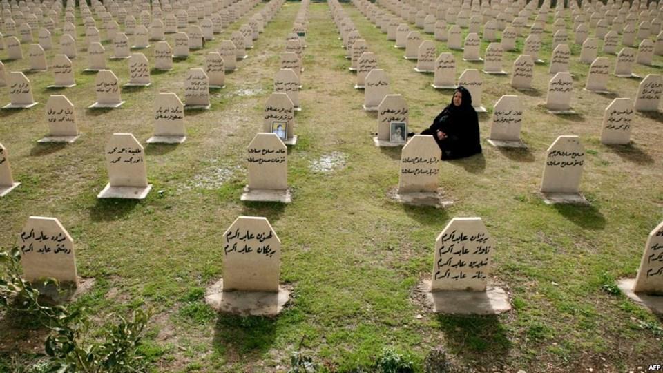 Tam 30 yıl geçti: Halepçe'de elma kokusuyla gelen katliam 1