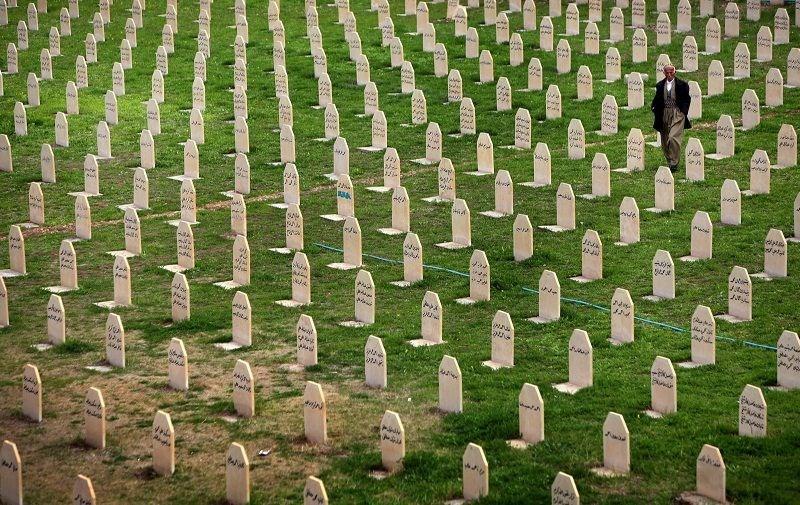 Tam 30 yıl geçti: Halepçe'de elma kokusuyla gelen katliam 2