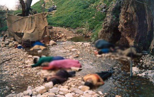 Tam 30 yıl geçti: Halepçe'de elma kokusuyla gelen katliam 4
