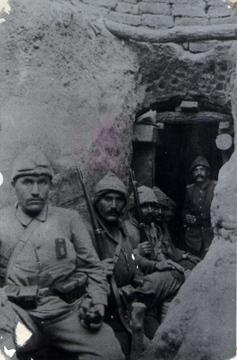 Genelkurmay arşivlerinden az bilinen Çanakkale fotoğrafları 1