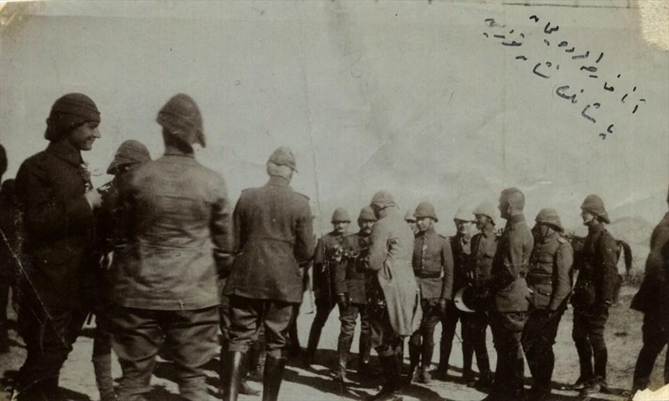 Genelkurmay arşivlerinden az bilinen Çanakkale fotoğrafları 10