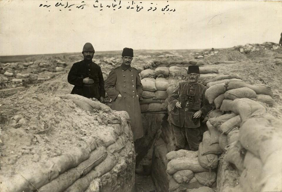 Genelkurmay arşivlerinden az bilinen Çanakkale fotoğrafları 13