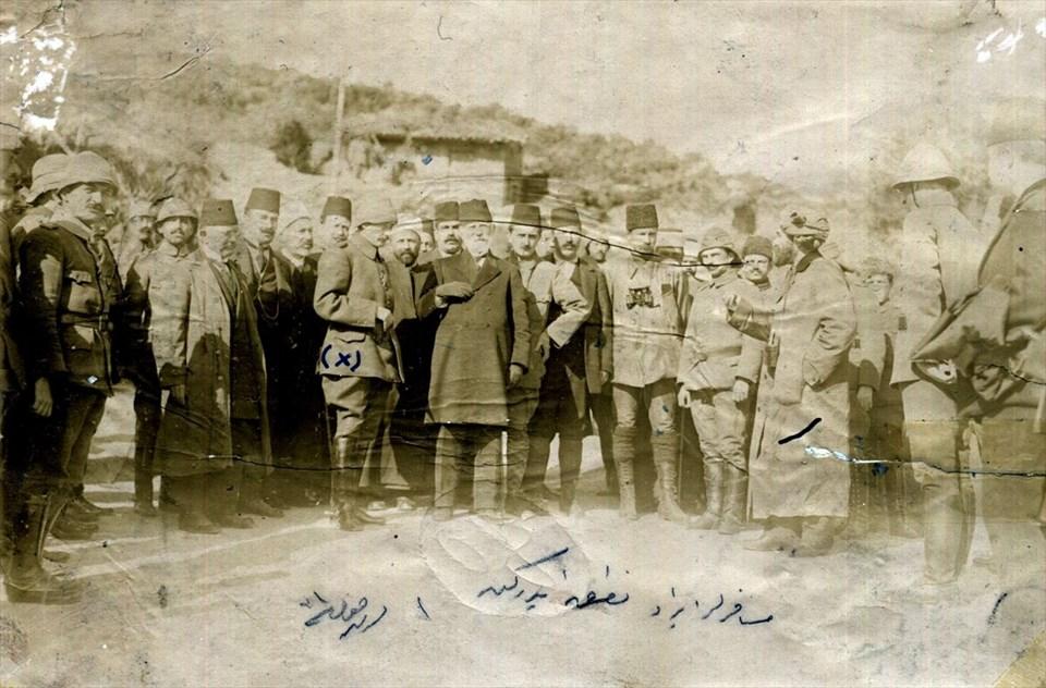 Genelkurmay arşivlerinden az bilinen Çanakkale fotoğrafları 16