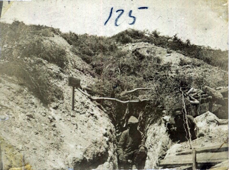 Genelkurmay arşivlerinden az bilinen Çanakkale fotoğrafları 19