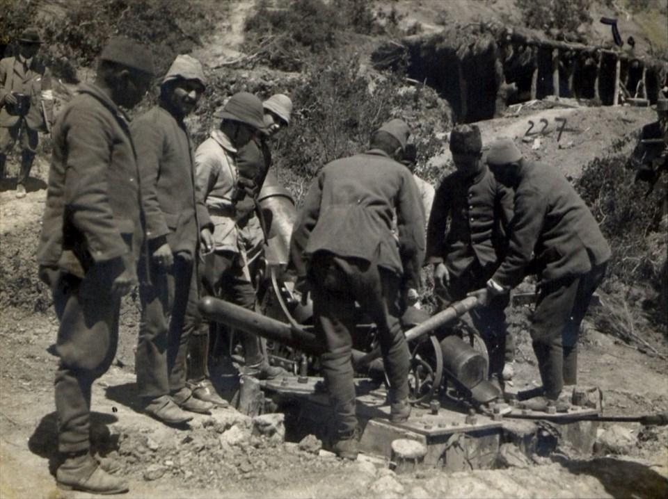 Genelkurmay arşivlerinden az bilinen Çanakkale fotoğrafları 2