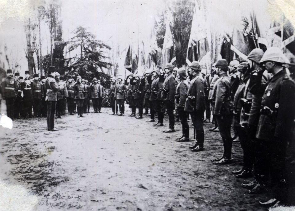 Genelkurmay arşivlerinden az bilinen Çanakkale fotoğrafları 21