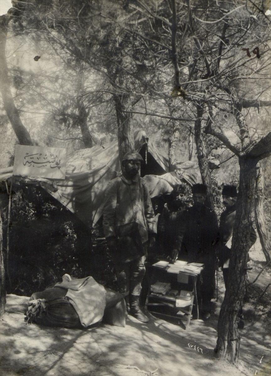 Genelkurmay arşivlerinden az bilinen Çanakkale fotoğrafları 23