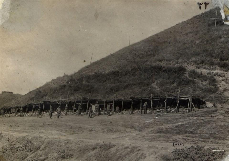 Genelkurmay arşivlerinden az bilinen Çanakkale fotoğrafları 24