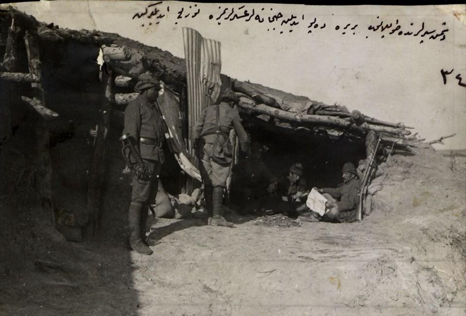 Genelkurmay arşivlerinden az bilinen Çanakkale fotoğrafları 25