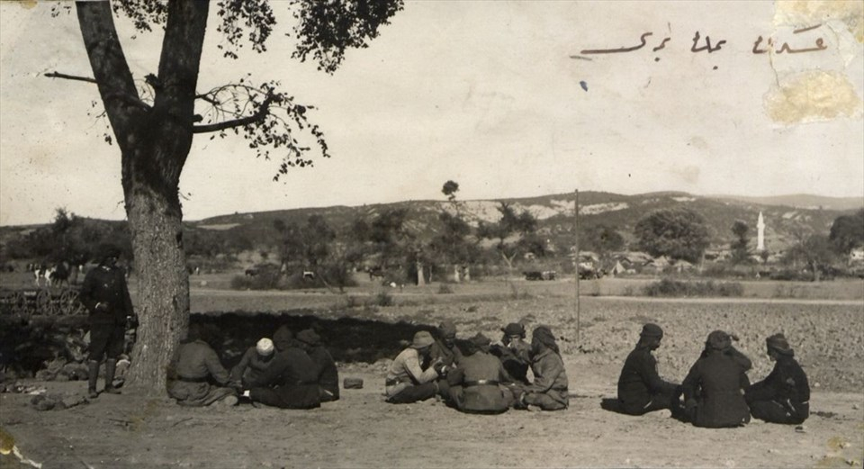 Genelkurmay arşivlerinden az bilinen Çanakkale fotoğrafları 26