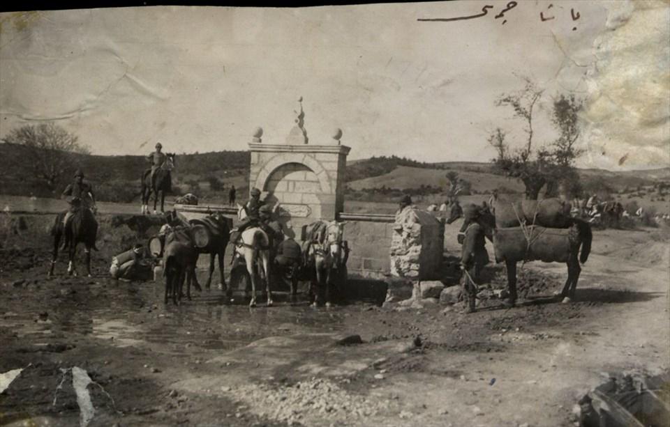 Genelkurmay arşivlerinden az bilinen Çanakkale fotoğrafları 28