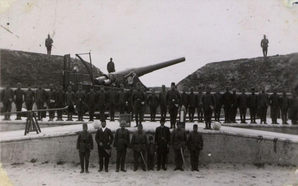 Genelkurmay arşivlerinden az bilinen Çanakkale fotoğrafları 29