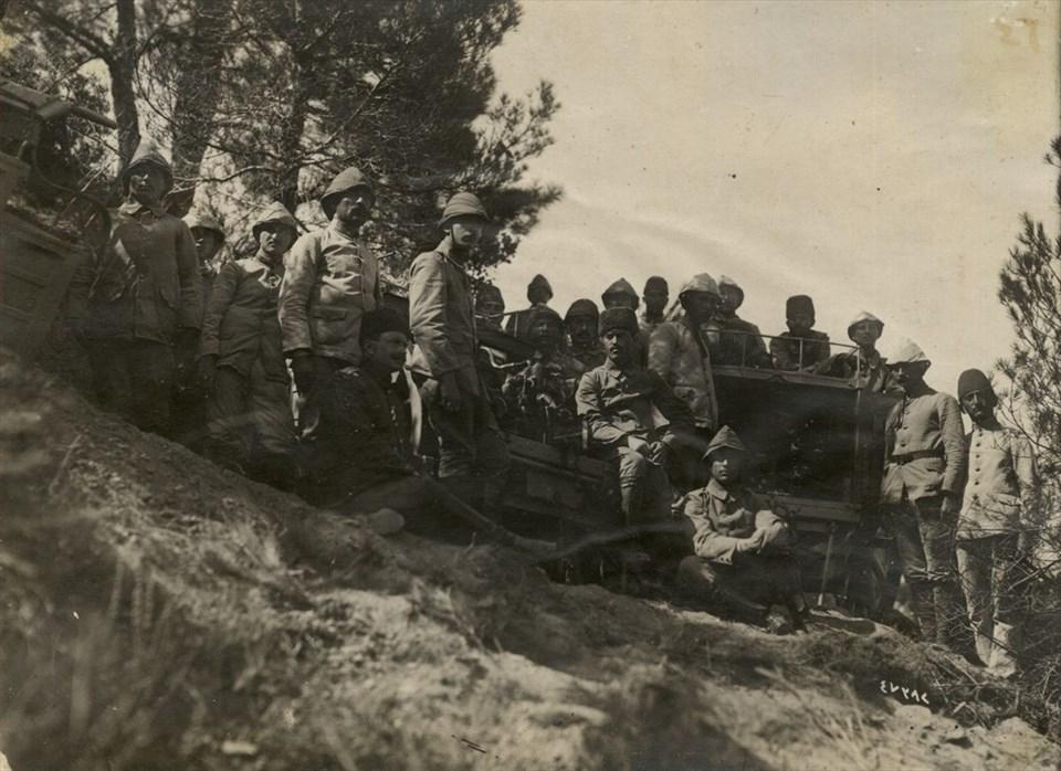 Genelkurmay arşivlerinden az bilinen Çanakkale fotoğrafları 3