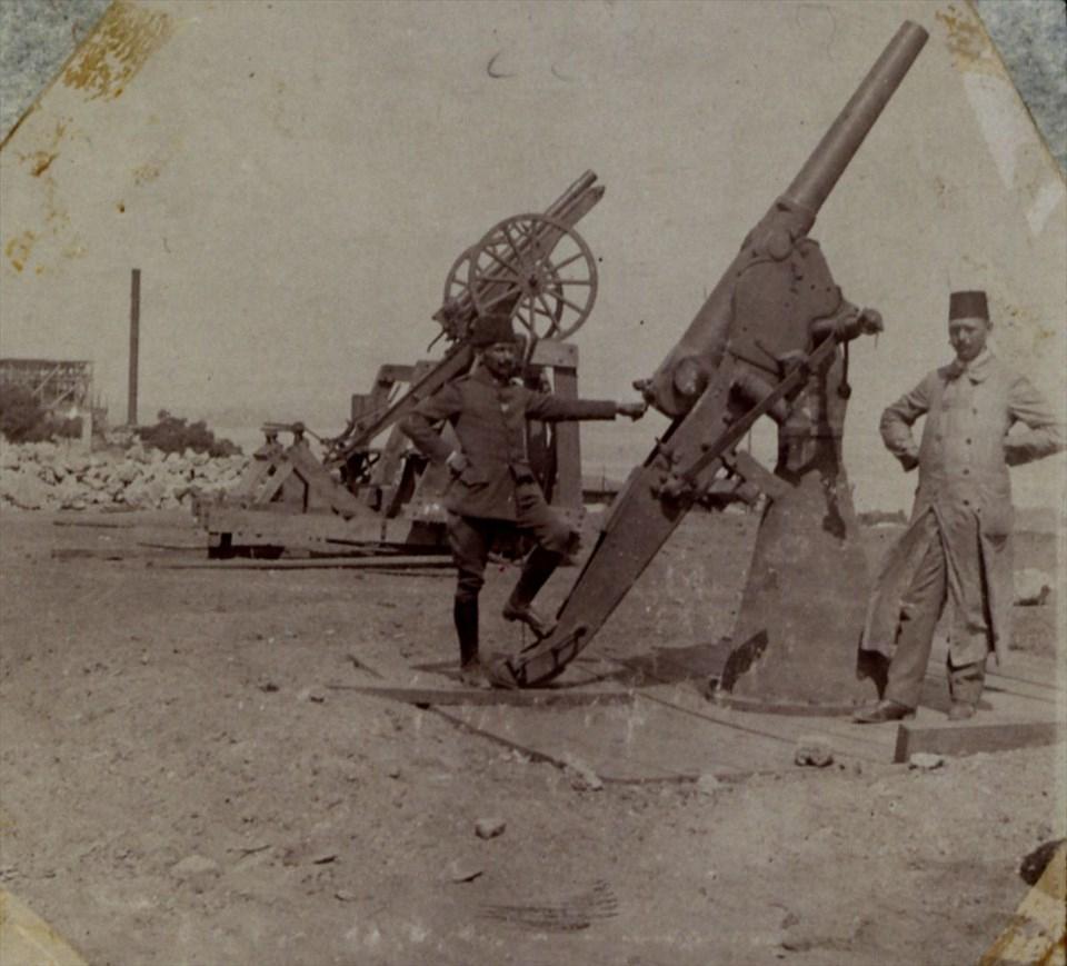 Genelkurmay arşivlerinden az bilinen Çanakkale fotoğrafları 30