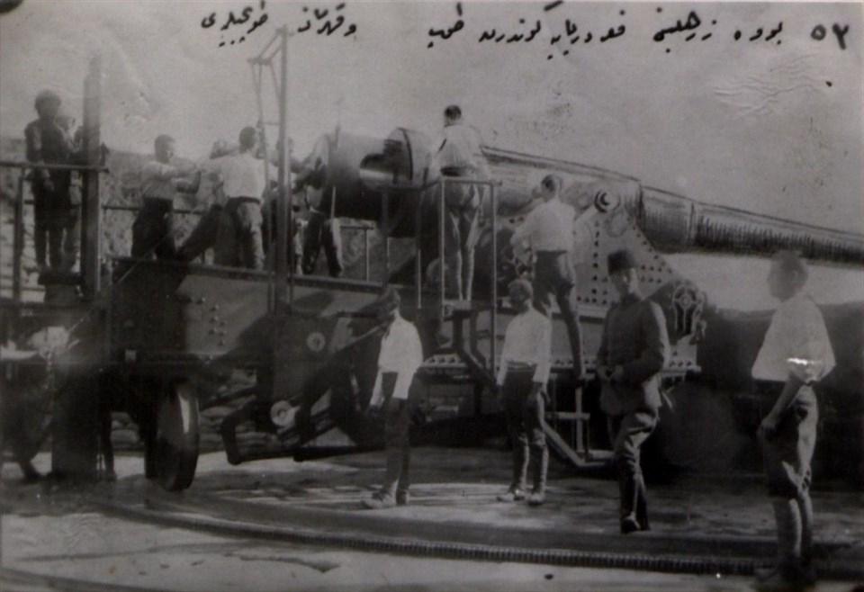 Genelkurmay arşivlerinden az bilinen Çanakkale fotoğrafları 31