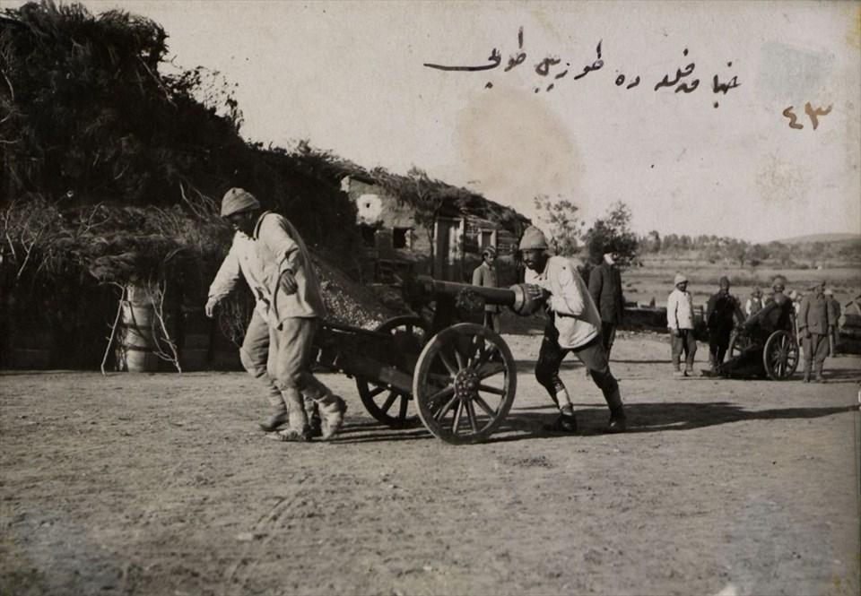 Genelkurmay arşivlerinden az bilinen Çanakkale fotoğrafları 32