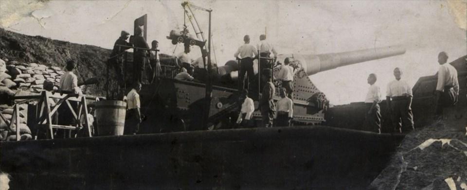 Genelkurmay arşivlerinden az bilinen Çanakkale fotoğrafları 33