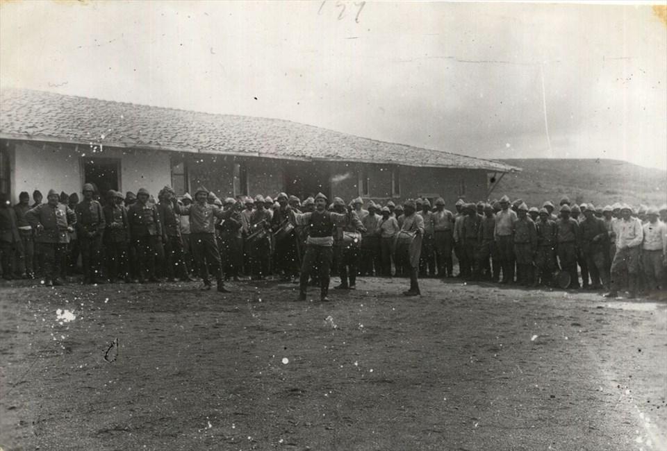 Genelkurmay arşivlerinden az bilinen Çanakkale fotoğrafları 35