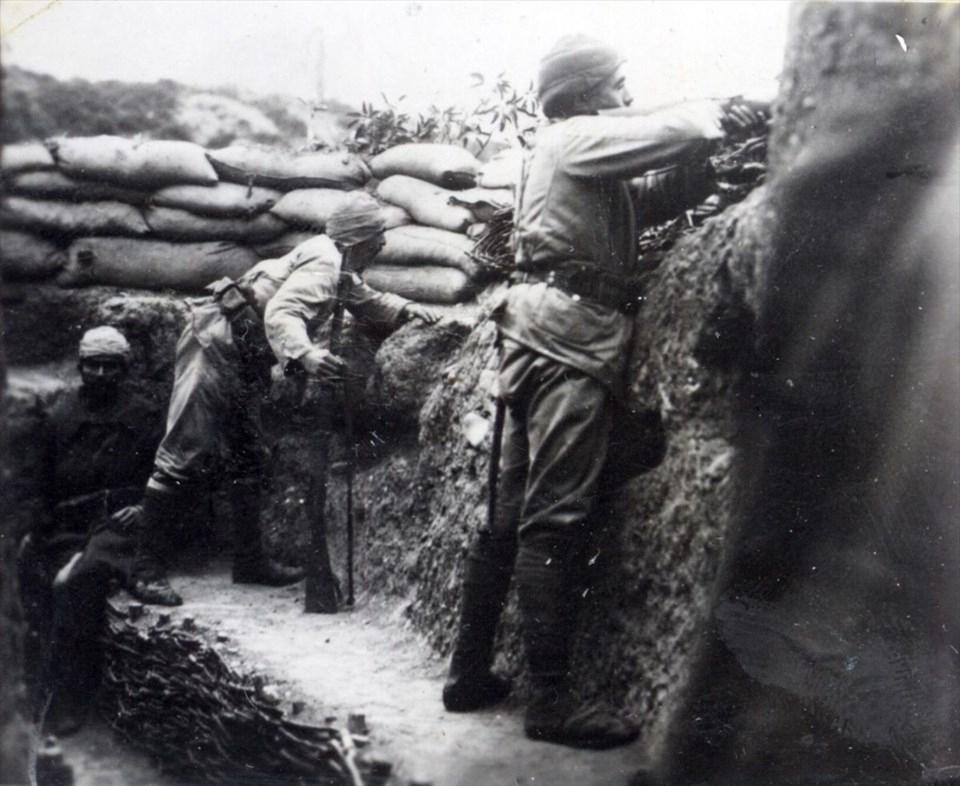 Genelkurmay arşivlerinden az bilinen Çanakkale fotoğrafları 4