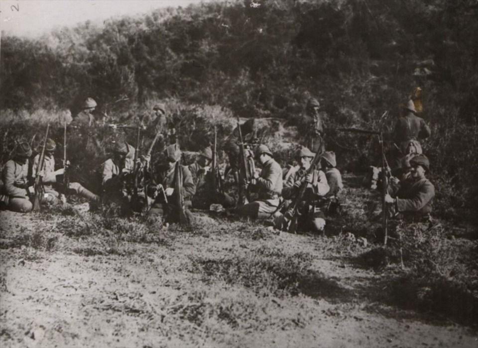 Genelkurmay arşivlerinden az bilinen Çanakkale fotoğrafları 5