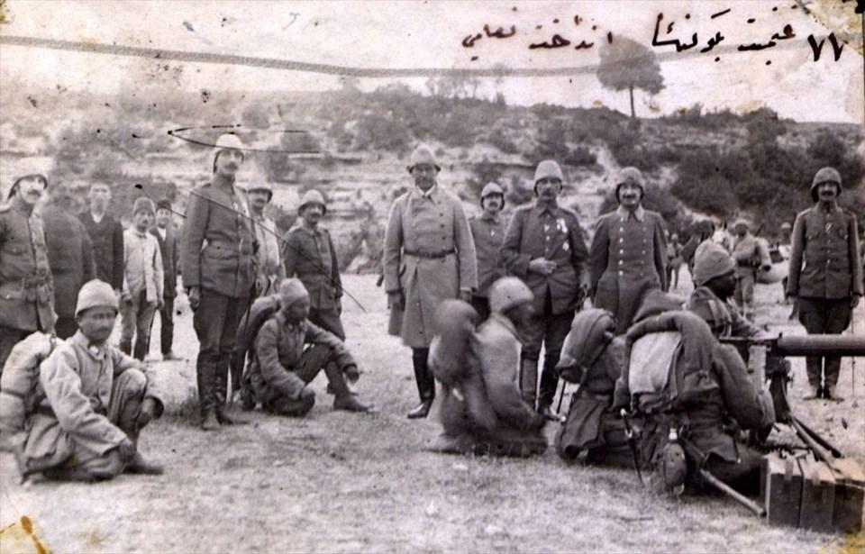 Genelkurmay arşivlerinden az bilinen Çanakkale fotoğrafları 7