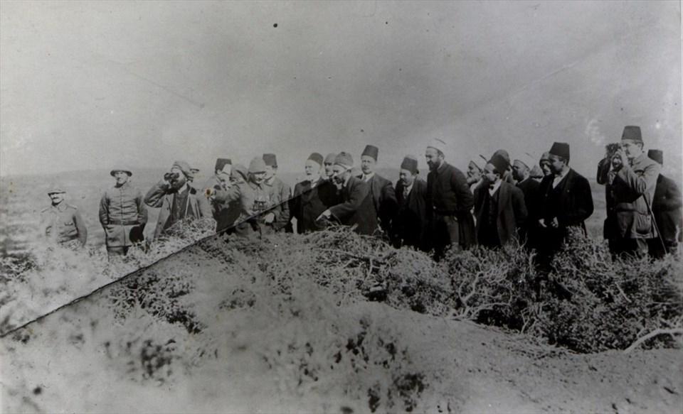 Genelkurmay arşivlerinden az bilinen Çanakkale fotoğrafları 8