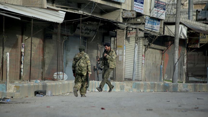 PKK'nın Afrin'deki cephaneliğinden çıkan silahlar hangi ülkele 18