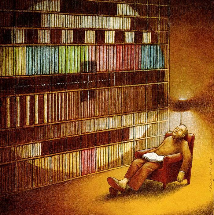Sanatçı Pawel Kuczynski'den Modern Toplum Eleştirileri 20