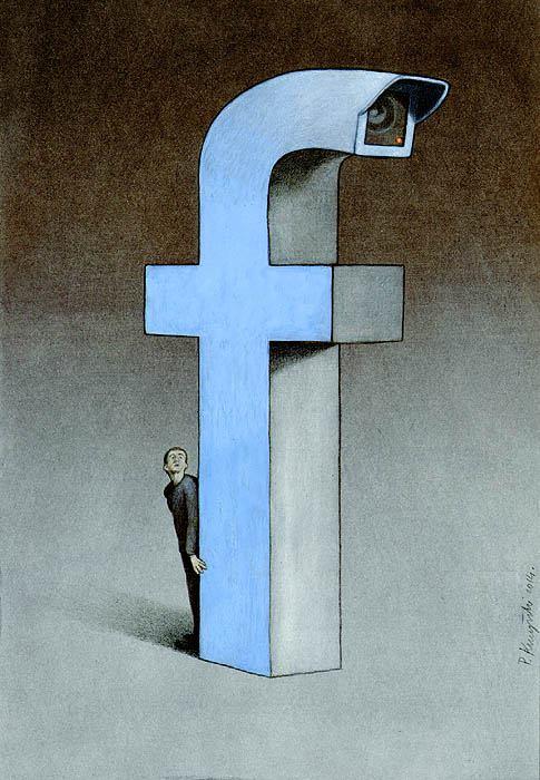 Sanatçı Pawel Kuczynski'den Modern Toplum Eleştirileri 37