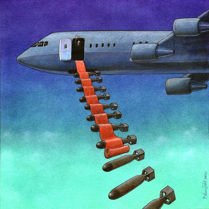 Sanatçı Pawel Kuczynski'den Modern Toplum Eleştirileri 45