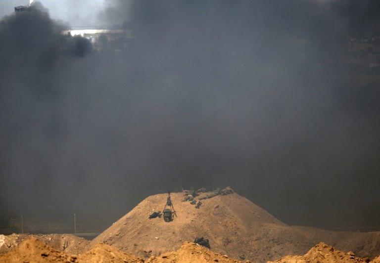"""İsrail'e rağmen Gazze sınırında """"ateş cuması"""" eylemi: 2 ö 5"""