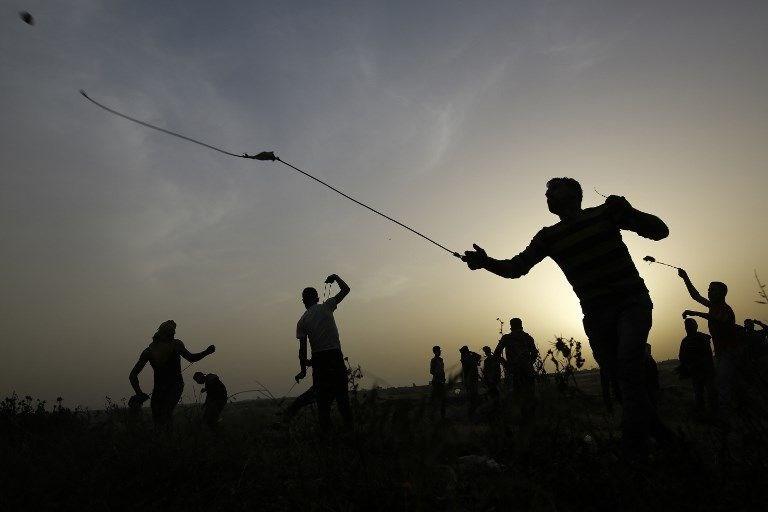 """İsrail'e rağmen Gazze sınırında """"ateş cuması"""" eylemi: 2 ö 9"""