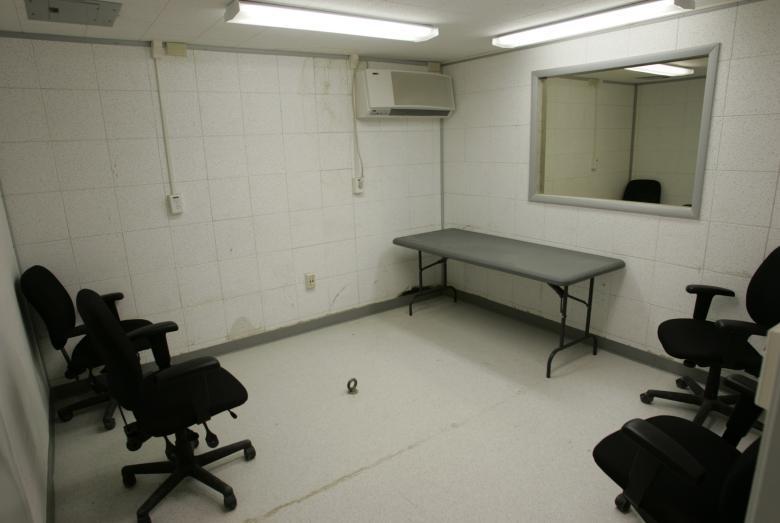 Guantanamo tutuklularının yaşamı 10