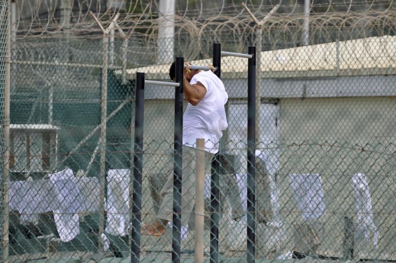 Guantanamo tutuklularının yaşamı 13
