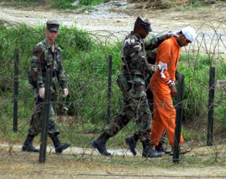 Guantanamo tutuklularının yaşamı 14