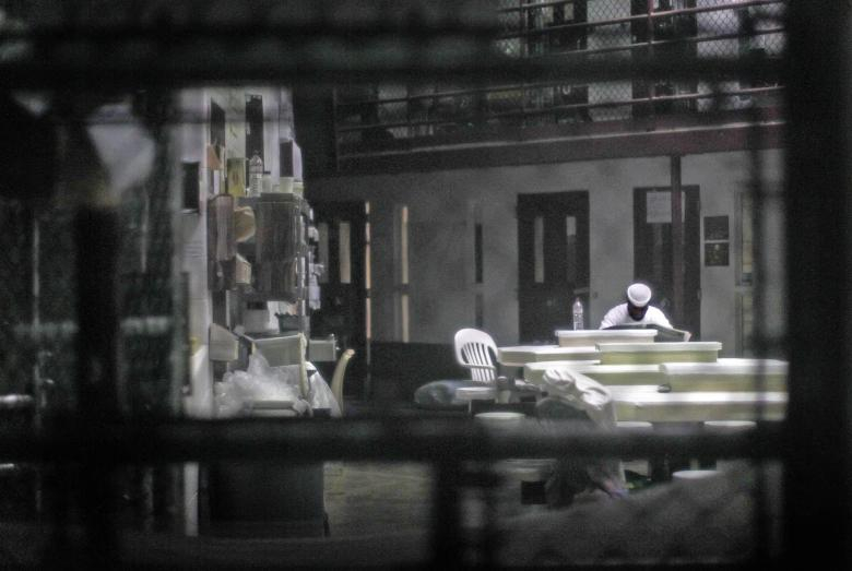 Guantanamo tutuklularının yaşamı 15