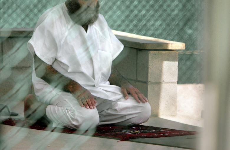 Guantanamo tutuklularının yaşamı 16