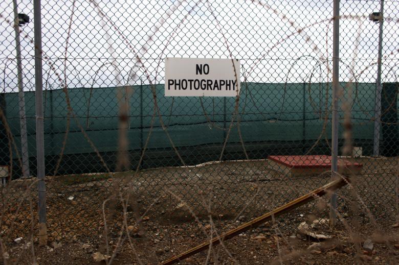 Guantanamo tutuklularının yaşamı 17