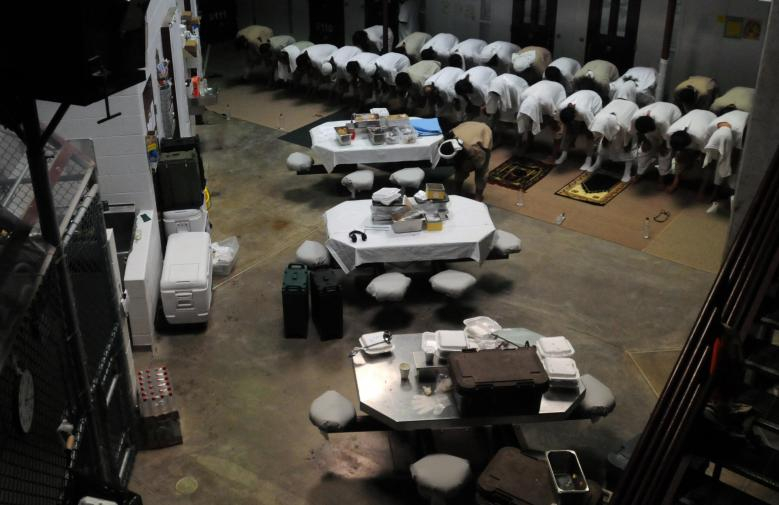 Guantanamo tutuklularının yaşamı 2