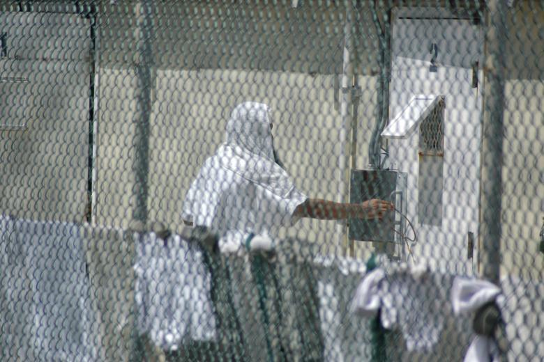 Guantanamo tutuklularının yaşamı 21