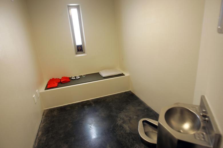 Guantanamo tutuklularının yaşamı 22