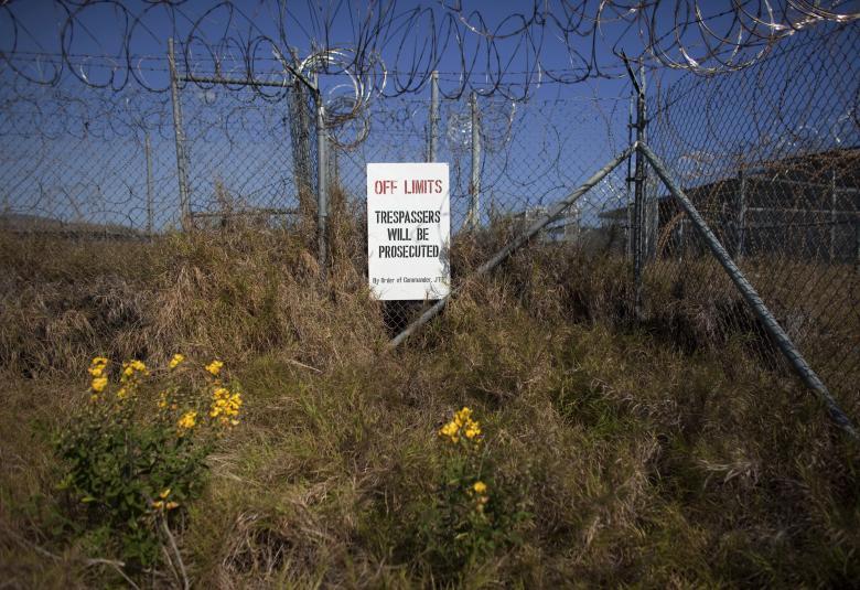 Guantanamo tutuklularının yaşamı 23